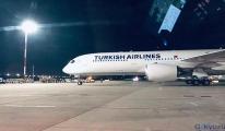 THY, ilk Airbus A350-900 tipi yolcu uçağı İstanbul'da(video)