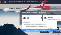 THY İstanbul-Ankara uçuşu için 1475 TL aldı!