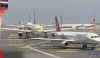 THY İstanbul Havalimanı'na bugün 500 sefer yapacak