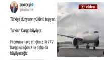 THY Kargo yeni uçağına kavuştu