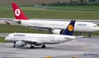 THY ,Lufthansa Havayolları'nı geride bıraktı!