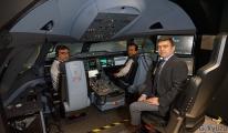 THY'nin A350'lerden önce simülatörleri geldi!