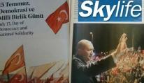 THY'nin Dergisinde Erdoğan'a Övgüler Düzüldü