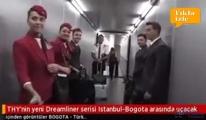 THY'nin Dreamliner Istanbul-Bogota arasında uçacak