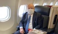 THY'nin İlk uçuşu ile TAV CEO'su Sani Şener Ankara'ya gitti