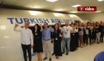 THY'nin Kabin Memurları İşaret Dili Öğreniyor video