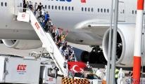 THY'nin tahliye uçakları İstanbul Havalimanı'na iniş yaptı