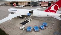 THY'nin yolcu uçakları ile de kargo taşınacak!