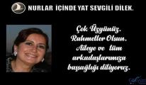 THY Personeli Dilek ulusman Türkay vefat etmiştir