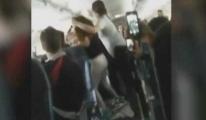 THY Pilotunun Eşi Uçakta Yolcuları Çıldırttı