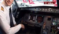 THY pilotunun telsizi takılı kalınca tehlike yaşandı!