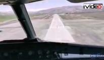 THY Siirt'e test uçuşu düzenledi! VİDEO