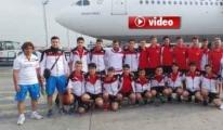 THY Spor U-16 takımı Barcelona turnavasında