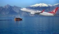 THY, Stockholm ile Antalya'yı Birbirine Bağlıyor