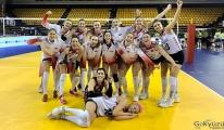 Türk Hava Yolları, Challenge Kupası'nda çeyrek finalde(video)