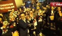 THY Sultanları Şampiyon Oldu!video