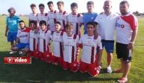 THY U-16 Takımı Barcelona'da gol şov yaptı