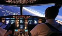 THY Uçağı Havada 3 Saatte 34 Tur Attı