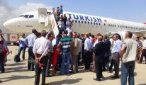 THY Uçağı Havalimanı'na Acil İniş Yaptı
