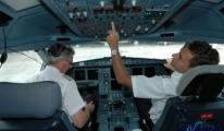 THY Uçağı Rotasını Değiştirerek Kanada'ya İndi
