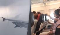THY uçağı Tahran'a acil iniş yaptı
