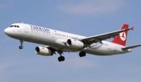 THY Uçağı Trabzon'a Acil İniş Yaptı
