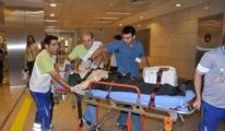 THY Uçağında  Kalp Krizi Geçirdi