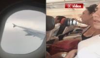 THY Uçağı Düşmesin Diye Dua Ettiler video