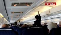 THY Uçağında Korku Dolu Bir Saat