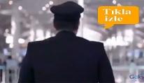 video THY uçağında sesler yükseldi