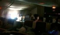 THY uçağında skandal
