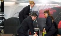THY Uçağında Yolcu Kalp Krizi Geçirdi