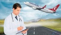 THY uçaklarında 6 bin gönüllü doktor var!