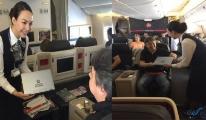 THY uçaklarında sınırsız internet!