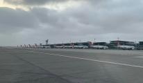 THY uçaklarını Atatürk Havalimanı'na gönderdi