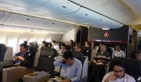 THY uçaklarının kabini 23 derece olacak!