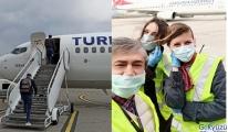 THY uçuşuyla 479 vatandaşımız Adıyaman'a geliyor