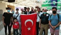 #THY,Türkler için tahliye uçuşu düzenledi