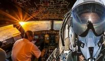 THY ve özel havayolu pilotları savaş eğitimine gelin!