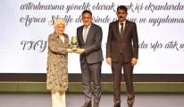 THY'ye Sıfır Atık Projesine Destek ödülü!