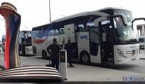 THY Yolcuları otobüslerle Atatürk Havalimanı'na taşındı!
