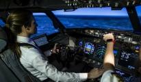 video THY'de 211 kadın pilot yer alıyor!