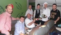 THY'de Türk kahvesi ikramı başladı