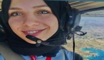 THY'nin İlk Başörtülü Pilotu Fatma Durmuş!