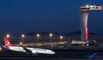 THY,Uçuramadığı Uçaklar 3.Havalimanı'nda