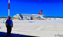 Tiraki,Havalimanı olarak Kovid- 19 sertifikası da alınmıştır