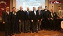 TÖSHİD yeni yönetim kurulu seçildi!video