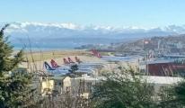 Trabzon Havalimanı Dış Hat'da 2 Kat Artış