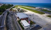 Trabzon Havalimanı'nda düşüş