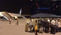 Trabzon Havalimanı'nda Uçuşlar İptal